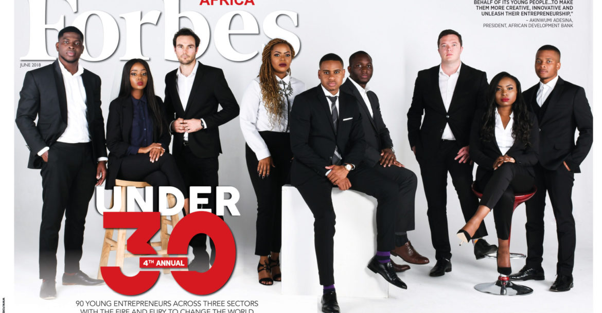 Africa's Youngest And Most Promising Entrepreneurs You Need